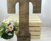 Guest Book Alternative Wall Letters Wedding Guest Book Ideas Wood Letters Wedding Guest Books Letters Large Letters for Wall Rustic Letters