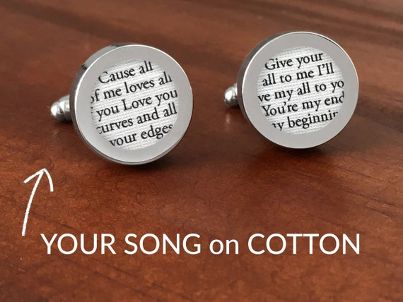 Cotton Anniversary Gift for Him / 2nd Anniversary Gifts for Men ...