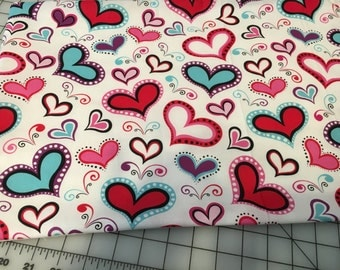 heart burp cloth personalized
