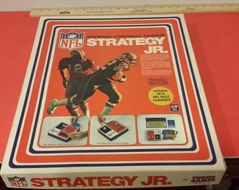 NFL Strategy Jr. Tudor Game, 1974