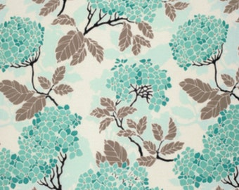 Sale! Birch Farm by Joel Dewberry - Hydrangea Egg Blue - PWJD090.EGGBL  -  Taupe, Burlap, Egg Blue, Sage, Mint - by the YARD