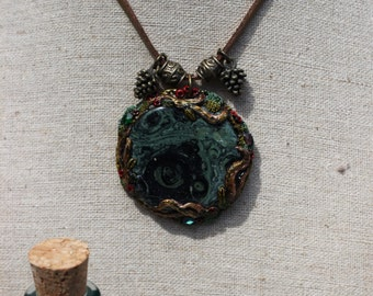 Eye of Dryad - Kambaba Jasper