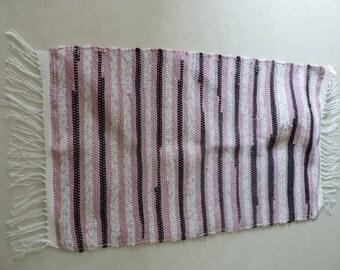 Hand Woven Rag Rug (16-23)