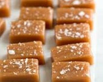 Salted Rum Caramel