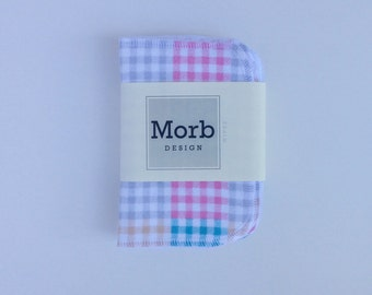 Cloth Baby Wipes - Reusable Wipes - Baby Wipes Set - Flannel Baby Wipes - Baby Girl Shower Gift - Flannel Baby Wipes - Flannel Toddler Wipes