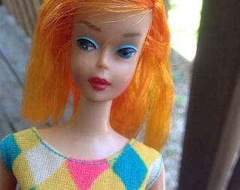 Vintage color magic barbie