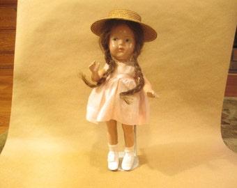 1930s Madame Alexander McGuffey Ana Doll
