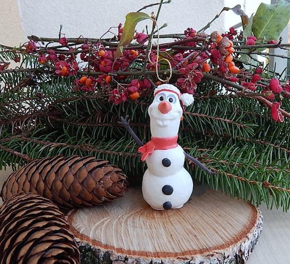 Olaf Christmas tree ornament Frozen Olaf ornament by ...