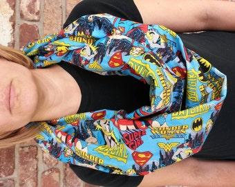 Blue wonder women scarf
