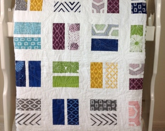 Simply Chic Modern Quilt