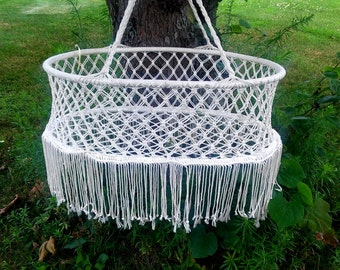 Collectible Rare Design Baby Hammock, Great for Nursery or Child's Bedroom Decor