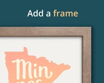 Add a Frame to your fine art print