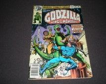 Godzilla 19, (1979), Marvel Comics C12
