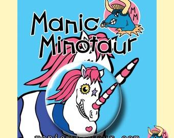 Unicorn Pocket Mirror. Unicorn Mirror. Awesome Mirror. Pocket Mirror. Unicorn Pocket Mirror. Unicorn Gift. Cute Unicorn. Awesome. Unicorn