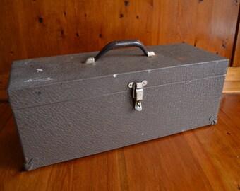 Toolbox Vintage Kennedy Steel