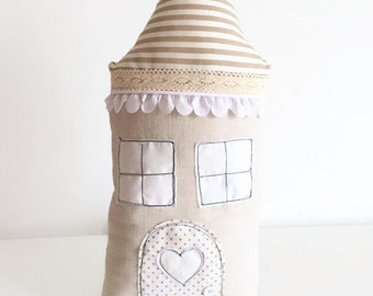 "Little House Pillow, 42cm (16.5""), Stuffed toys"