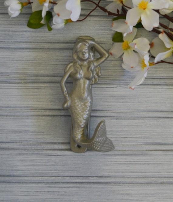 Mermaid door knocker door knocker mermaid decor door decor - Mermaid door knocker ...