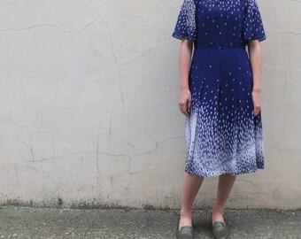 STARDUST DRESS {Japanese vintage}