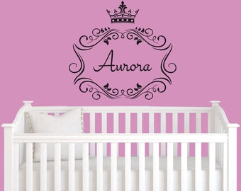 Newborn girl customizable sticker-Customize Girl sticker