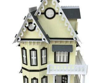 Gothic Style Dollhouse Kit