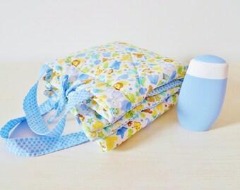 change pad PDF sewing pattern Basic Baby II - travel mat pattern - activity mat pattern - playground mat pattern - easy baby sewing pattern