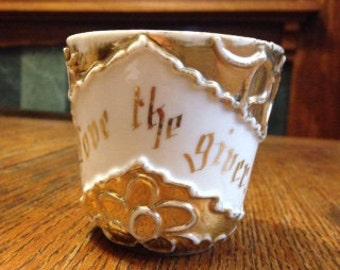c1900 Porcelain Mug