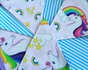 Unicorn Print Bunting
