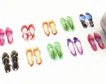 Shoes Washi Tape