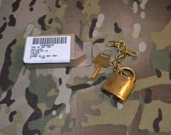 New Military Padlock