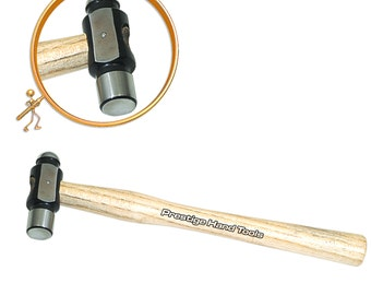 Ball Pein hammer chasing watchmakers Silversmith Goldsmith Hammer jewellery Making tools metal shaping  4 OZ #052-16-19