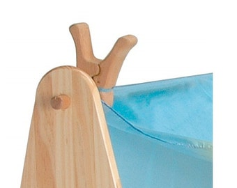 Wooden Clips for Waldorf Play Stand, Set of 2