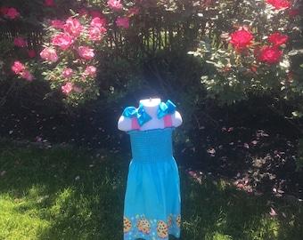 Shopkins Shirred Sundress