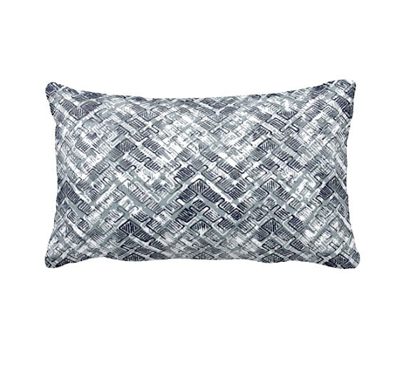 Navy Throw Pillow Cover Decorative Pillows for Couch Navy Blue
