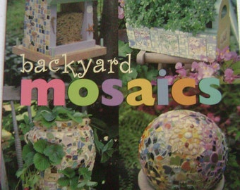 Backyard Mosaics Instruction Leaflet