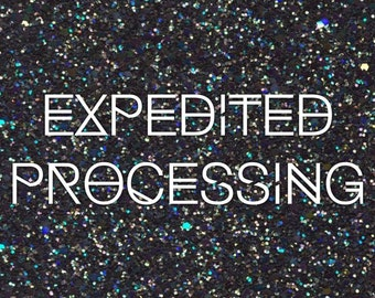 4 day expedited processing