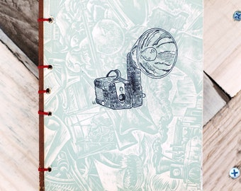 Brownie Camera Journal/Idea book