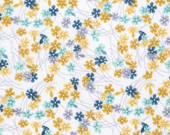 WANDER by Joel Dewberry for Free Spirit Fabrics - Meadow in Maize