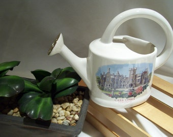 Watering Can Souvenir from Casa Loma Toronto,Canada
