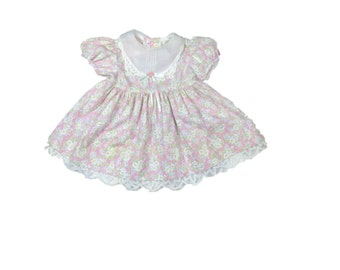 Vintage Baby Girl's Dress / 18 months