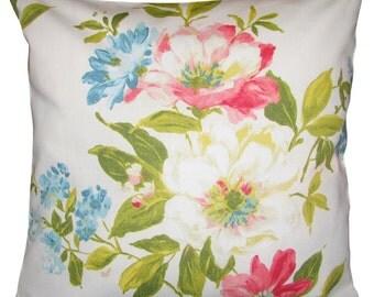 Prestigious Textiles Rosabella Floral Rose Cushion Cover