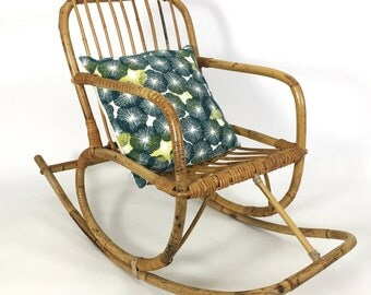 Child's rocking chair from the sixties.