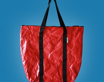 Big Tyvek® waterproof shopper bag