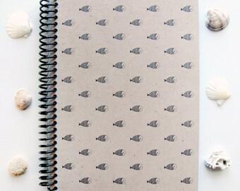 Fish Series Spiral Notebook 2