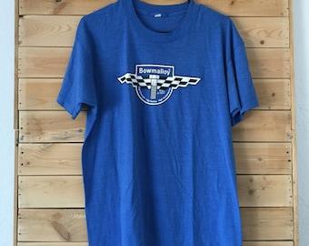 Vintage Auto Parts Shirt // Automobile Shirt // Vintage Car Shirt