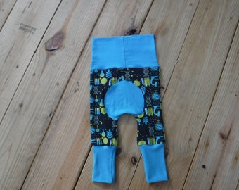 Science Baby Pants 0-6 months