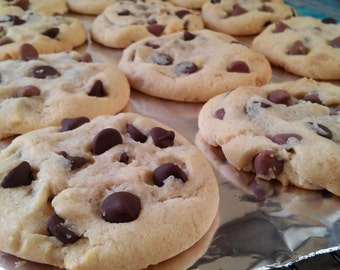 Chocolate Chip Cookies  1 Dozen Gourmet