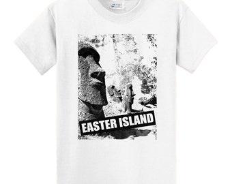 Easter Island Travel T-Shirt