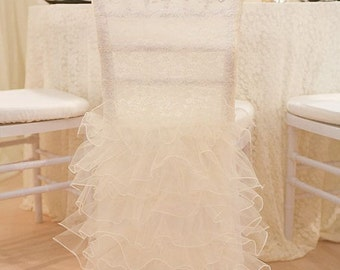 Bride Chair Cover. Free shipping!