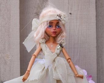bratzillaz OOAK doll repaint custom doll(dressed)