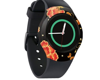 Skin Decal Wrap for Samsung Gear S2, S2 3G, Live, Neo S Smart Watch, Galaxy Gear Fit cover sticker Flower Dream